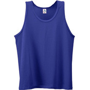 Poly/Cotton Athletic Tank-Youth