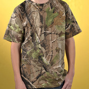 Youth Realtree Camo T-Shirt