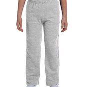 Youth Heavy Blend™ 8 oz., 50/50 Open-Bottom Sweatpants
