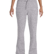 Ladies' Heavy Blend™ Ladies' 8 oz., 50/50 Open-Bottom Sweatpants