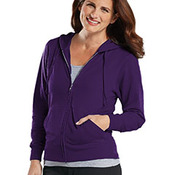 Ladies' Zip French Terry Hoodie