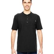 Men's 6.75 oz. Heavyweight Work Henley