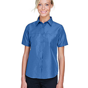 Ladies' Key West Short-Sleeve Performance Staff Shirt